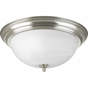 Progress Lighting (P3926-09) 15-1/4 Inch Flush Mount
