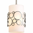 Progress Lighting (P5314-09) Bingo 1-Light Mini-Pendant