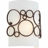 Progress Lighting (P7056-74) Bingo 1-Light 1/2 Pocket Sconce