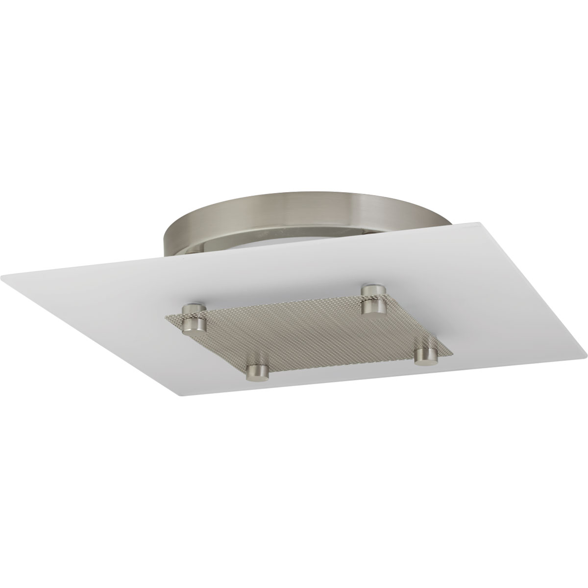 Wall Mounted Ceiling Lights : Progress Lighting (P2311-0930K9) Beyond 12 Inch Square LED Ceiling/Wall Mount