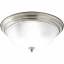 Progress Lighting (P3926-09ET) 15-1/4 Inch Flush Mount