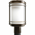 Art Deco Outdoor Post Lights