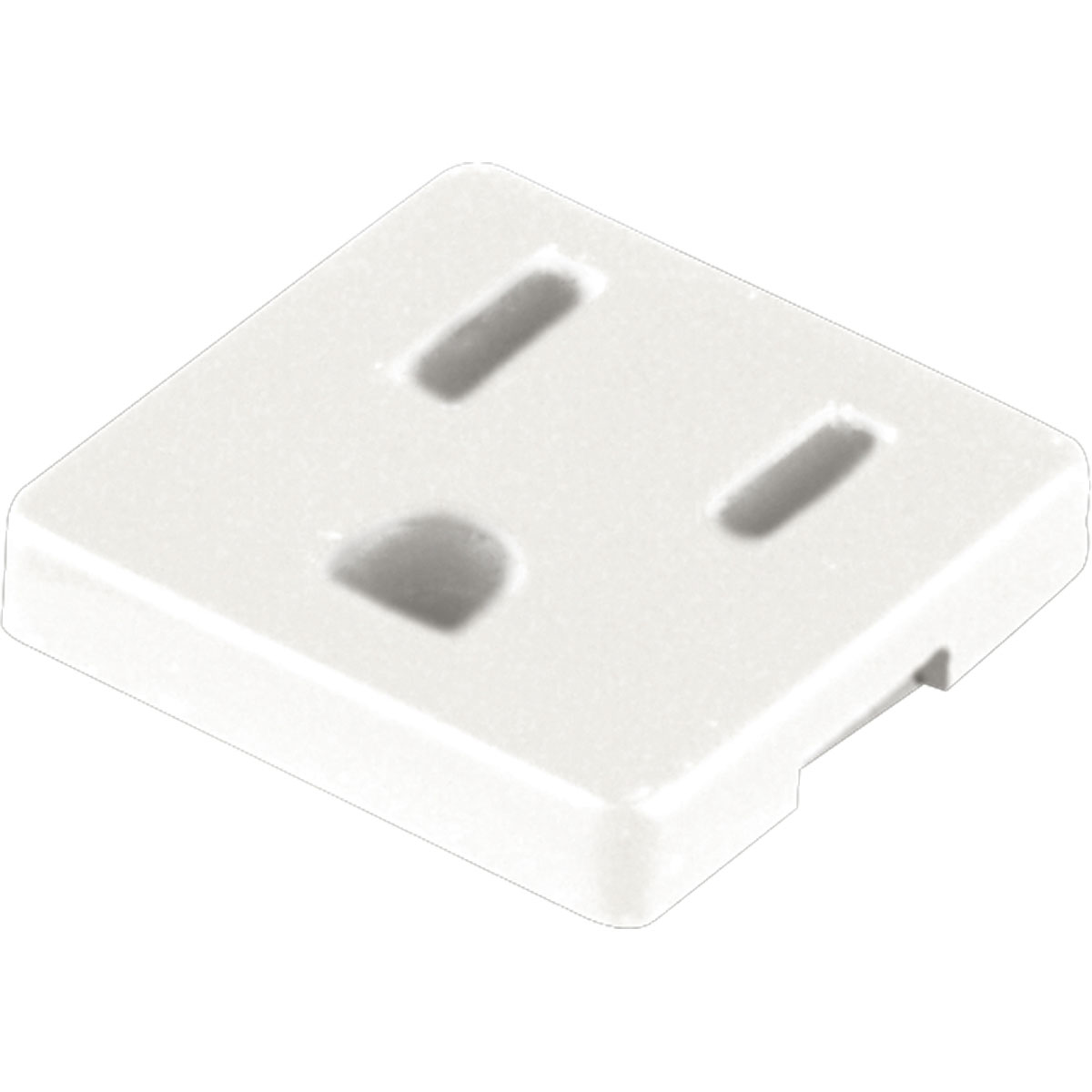 Progress Lighting (P8608-30) Grounded Convenience Outlet Undercabinet Accessory