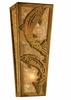 Meyda Tiffany (69242) 5 Inch Width Leaping Trout Wall Sconce