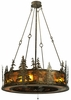 Meyda Tiffany (115859) 44 Inch Width Tall Pines Chandel-Air