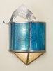 Meyda Tiffany (68164) 14 Inch Width Leaping Trout Wall Sconce