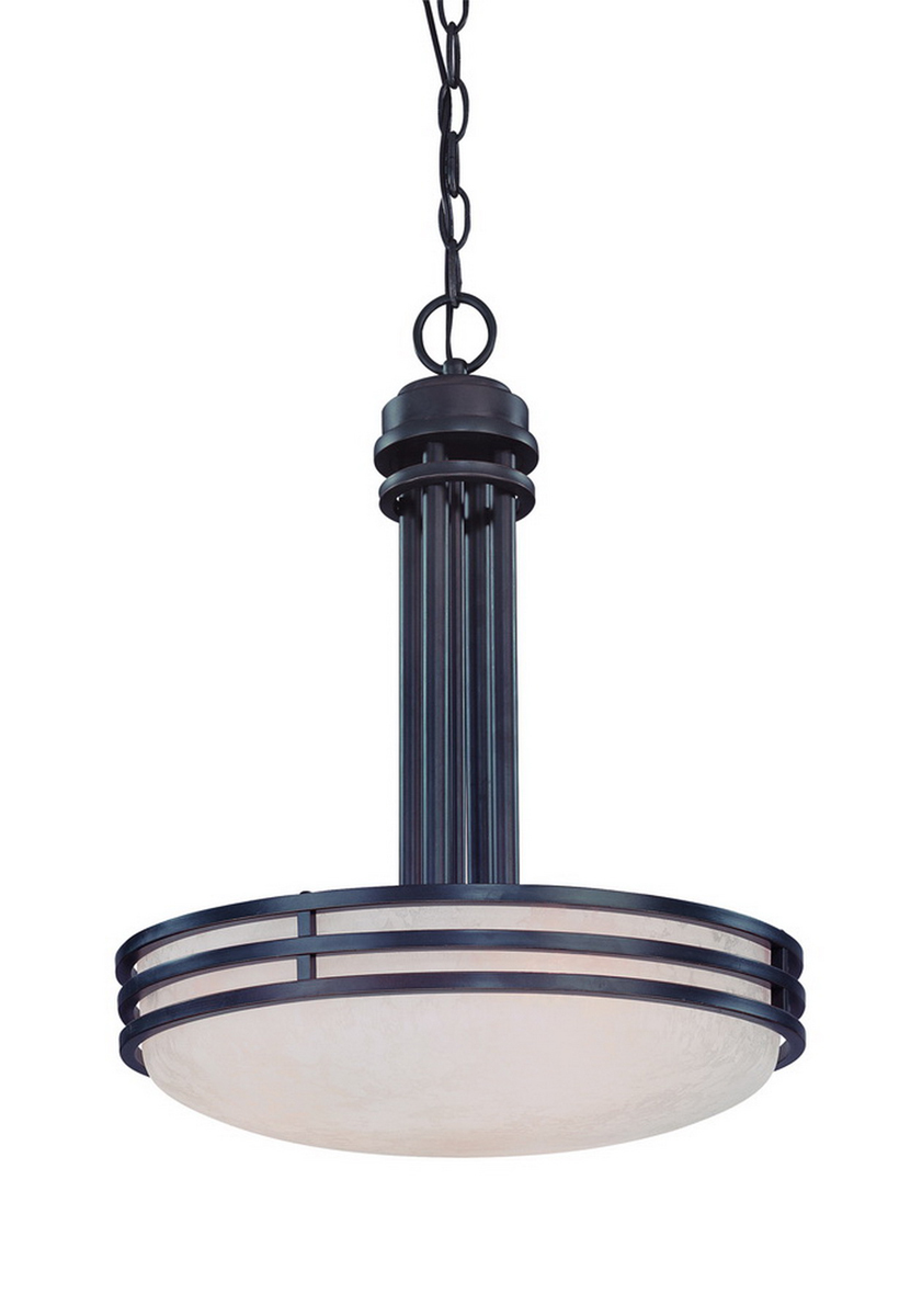 Dolan Design 2664 78 Saturn 3 Light Pendant in Bolivian