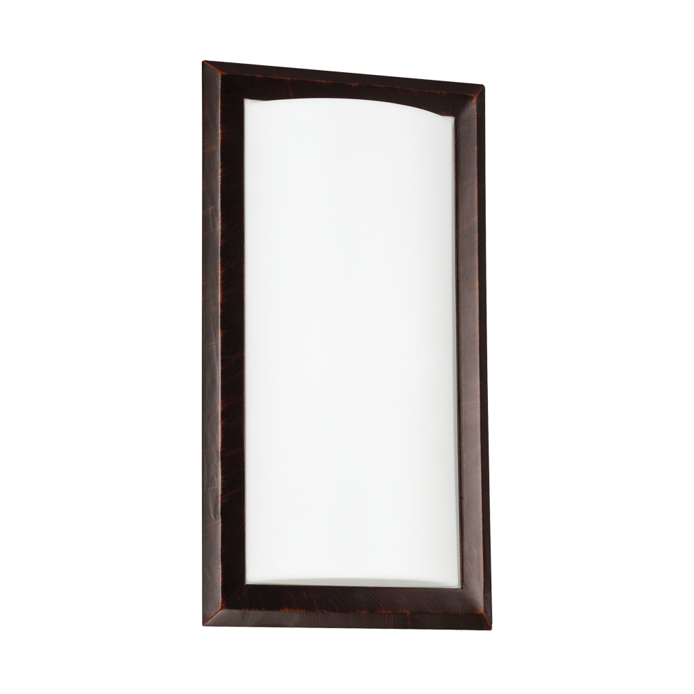 Sea Gull Lighting (SGL-4933191S) LED ADA Wall Sconce shown in Burnt Sienna