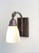 Arroyo Craftsman (SB-1) Hand-Crafted Simplicity One Light Sconce (Frame Only)