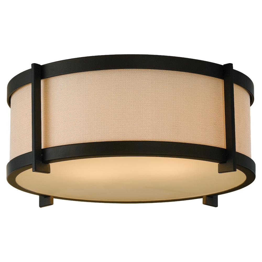 Murray Feiss (FM335) Stelle 14 Inch Flush Mount