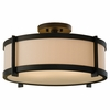 Murray Feiss (SF272) Stelle 16 Inch Semi-Flush Mount