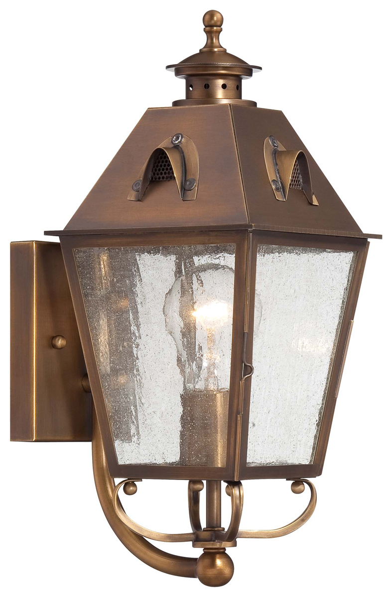 Exterior Wall Sconce Mounting Height : The Great Outdoors (72421-212) Edenshire 1 Light Outdoor Wall Mount