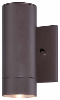 The Great Outdoors (72501-615B-L) Skyline 1 Light LED Wall Mount