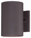 The Great Outdoors (72501-615B-PL) Skyline 1 Light LED Wall Mount