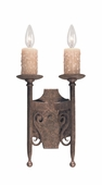 2nd Avenue Lighting (04.1116.2) Toscano Wall Sconce