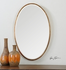 Uttermost (12894) Herleva Gold Oval Mirror