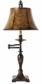 Swing Arm Table Lamps