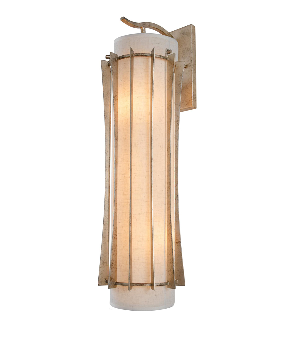 Zen Wall Sconces : Varaluz Lighting s Occasion (233K03ZG) Transitional 3 Light Wall Sconce shown in Zen Gold Finish