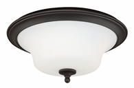 "Vaxcel Lighitng (C0055) Cordoba 14"" Flush Mount"