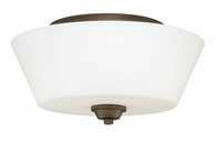 "Vaxcel Lighitng (C0062) Calais 13"" Flush Mount"