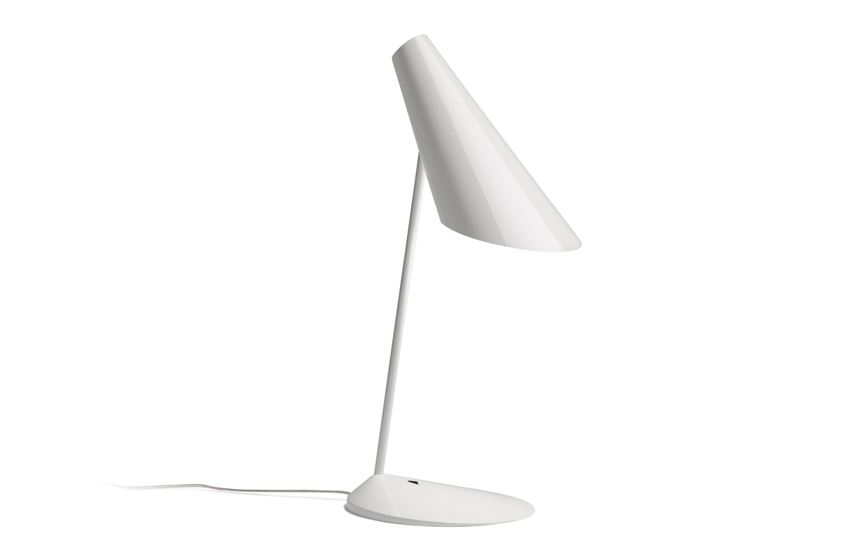 Vibia lighting 0700 i cono collection 11 inch table lamp for 11 inch table