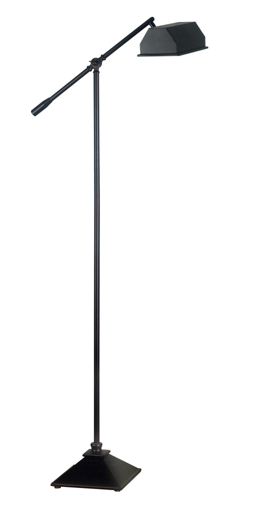 Villager Floor Lamp shown in Oil Rubbed Bronze Finish by Kenroy Home - KNRY-20983ORB