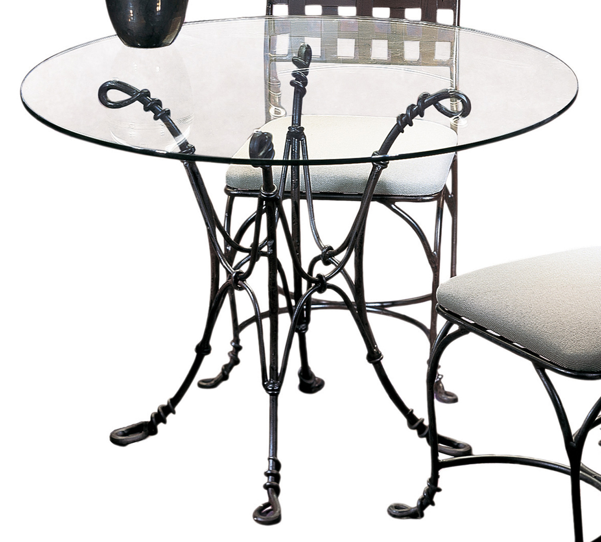 Kalco lighting f300 vine dining table for Table and vine