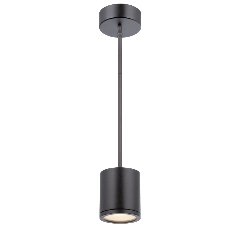 wac lighting pdw2605 tube outdoor pendant - Wac Lighting