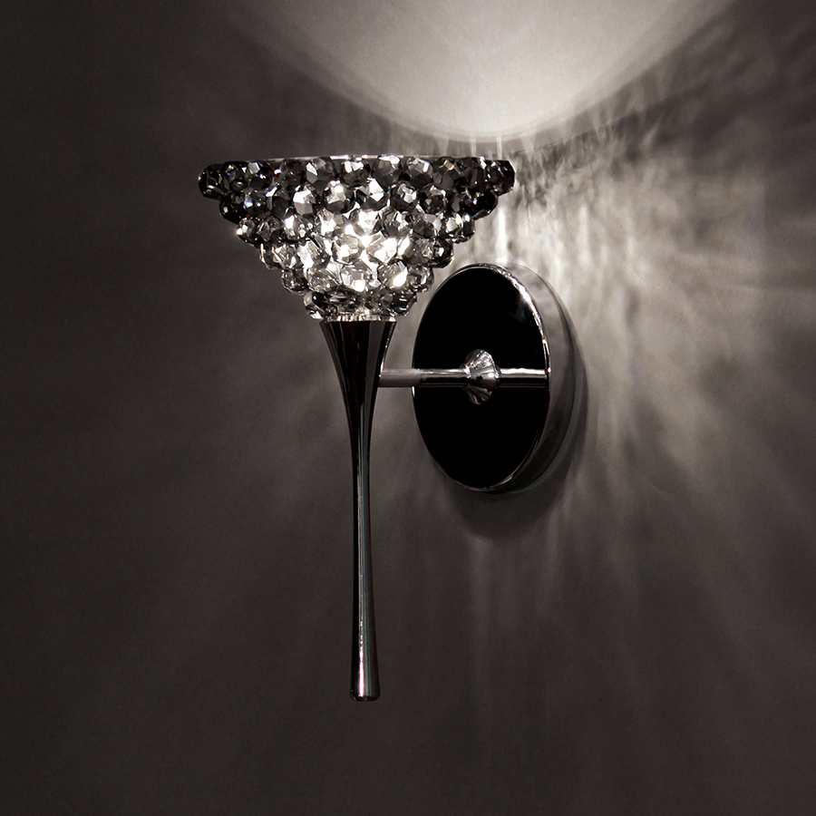 WAC Lighting (WS57-G543) Giselle LED Wall Sconce