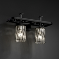 Justice Design Bath Vanity Lights