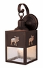 "Vaxcel Lighitng (OW24963) Yellowstone 5"" Outdoor Wall Light"