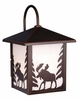 "Vaxcel Lighitng (OW36983) Yellowstone 8"" Outdoor Wall Light"