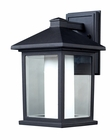 Z-Lite Lighting (523M) Mesa Medium Outdoor Wall Light