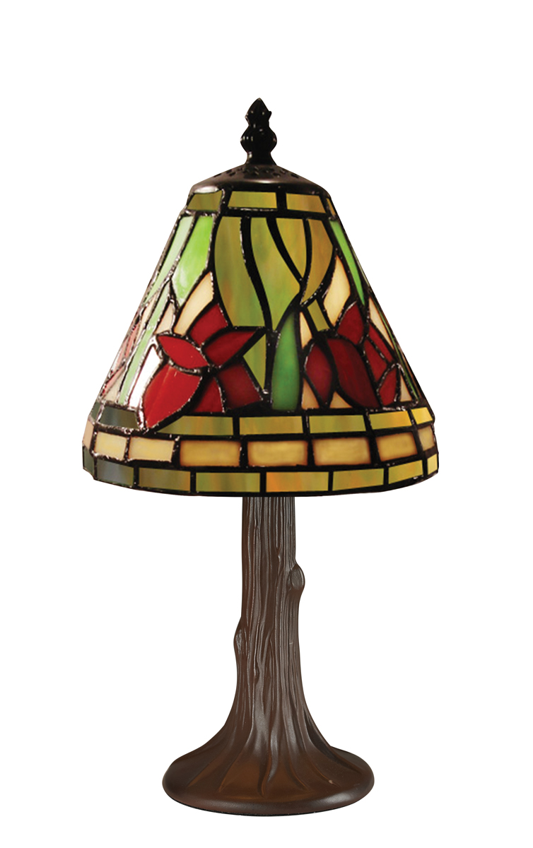 Z lite lighting z6 40mtl mini tiffany 12 inch accent for 12 inch accent table