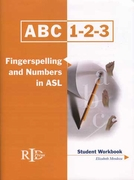 ABC-123: Fingerspelling and Numbers in ASL (Student)