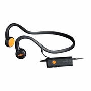 Aftershokz Sportz M3 AS450 Wired Bone Conduction Headphone with Mic