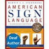 American Sign Language Dictionary Hard Cover