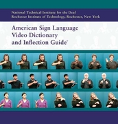 American Sign Language Video Dictionary & Inflection Guide CD-ROM