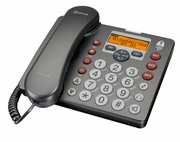 Amplicom PowerTel 58 Speakerphone w/ Answering Machine