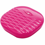 Amplifyze TCL Pulse Pink Bluetooth Vibrating Bed Shaker and Sound Alarm by Amplicom