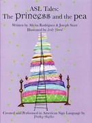 ASL Tales: The Princess and the Pea Book/DVD