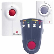 Bellman & Symfon Visit Alerting with Vibrating Receiver for Phone and Doorbell