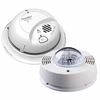 BRK Electronics 9120B Hard Wired T3 Smoke Alarm with Backup & Strobe