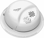 BRK Electronics CO5120BN Hard Wired T4 Carbon Monoxide Alarm with Backup