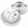 BRK Electronics Hard Wired T4 Carbon Monoxide Alarm with Strobe