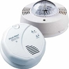 BRK Electronics SC7010B Hard Wired T3 Smoke/T4 Carbon Monoxide Photoelectric Alarm with Strobe