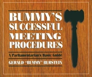 Bummy's Successful Meeting Procedures