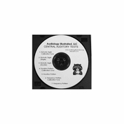 Central Auditory Processing Tests CD, Musiek Version