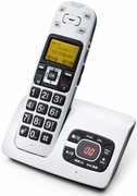 ClearSounds A500 Amplified Cordless Telephone w/ Answering Machine