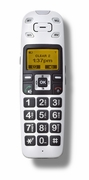 ClearSounds A500E Expandable Cordless Handset for the A500 Amplified Cordless Telephone